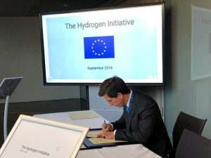 H2B2 supports The Hydrogen Initiative