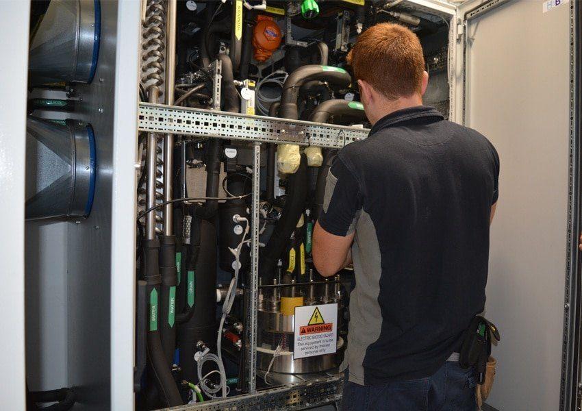 Electrolyser manufacturing