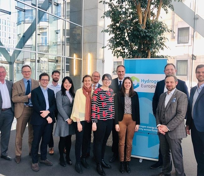"H2B2 Electrolysis Technologies participates in the launch meeting of ""40 GW Electrolyser Initiative"""